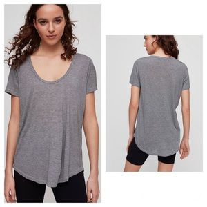 Aritzia Wilfred Free Valmere Tshirt Size M